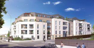 Annonce vente Appartement avec terrasse saint-herblain