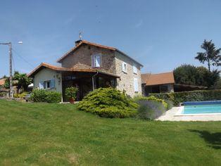 Annonce vente Maison avec terrasse saint-junien
