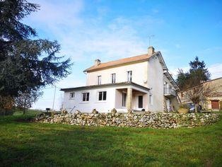 Annonce vente Maison en pierre lamothe-montravel