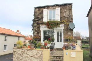Annonce vente Maison avec terrasse millac