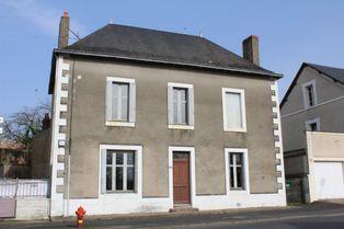 Annonce vente Maison l'isle-jourdain