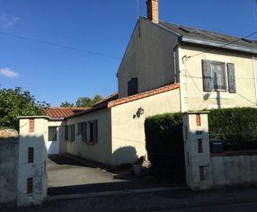 Annonce vente Maison thénezay