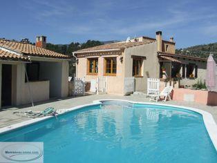 Annonce vente Maison avec piscine lucéram