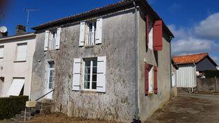 Annonce vente Maison avec garage saint marsault