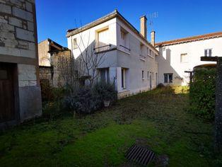 Annonce vente Maison monts-sur-guesnes