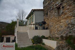 Annonce vente Maison avec terrasse saint-pons-de-thomières