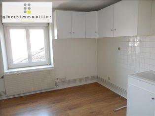 Annonce location Appartement avec cuisine aménagée le puy-en-velay