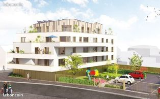 Annonce vente Appartement avec terrasse béthune