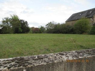 Annonce vente Terrain reuilly