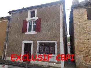 Annonce vente Maison avec combles villefranche-du-périgord