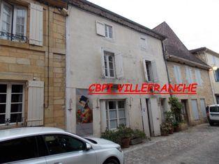 Annonce vente Maison villefranche-du-périgord