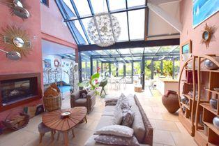 Annonce vente Maison avec piscine séné