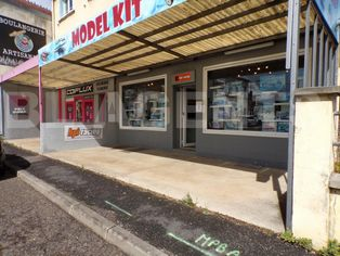 Annonce vente Local commercial avec terrasse troyes
