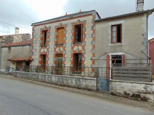 Annonce vente Maison au calme villefagnan