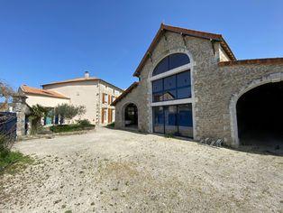 Annonce vente Maison avec terrasse villefagnan