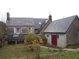 Annonce vente Maison avec cave saint-hilaire-du-harcouët