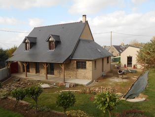 Annonce vente Maison avec garage saint-hilaire-du-harcouët