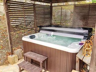 Annonce vente Maison avec terrasse plancher-bas