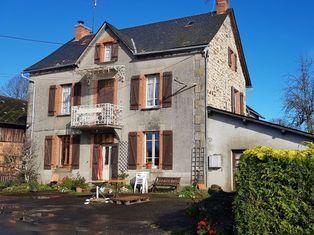 Annonce vente Maison en pierre bort-les-orgues