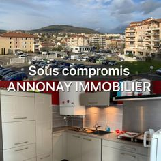Annonce vente Appartement avec garage annonay