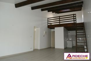 Annonce location Appartement en duplex privas