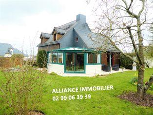 Annonce vente Maison avec garage montauban-de-bretagne