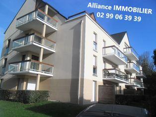 Annonce vente Appartement avec garage montauban-de-bretagne