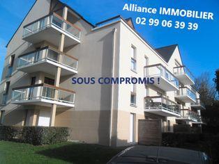 Annonce vente Appartement montauban-de-bretagne