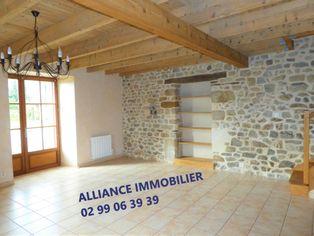 Annonce vente Maison avec garage médréac