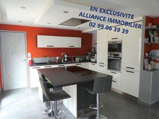 Annonce vente Maison montauban-de-bretagne