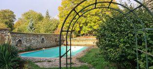 Annonce vente Maison avec piscine gallardon