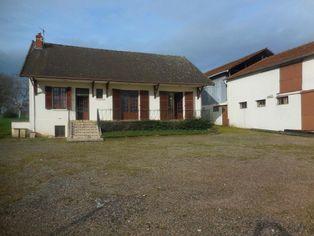 Annonce vente Maison avec garage saint-berain-sous-sanvignes