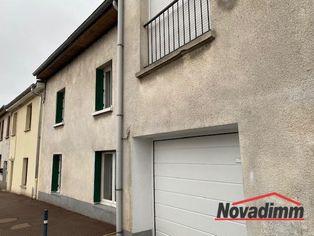 Annonce vente Maison saulxures-lès-nancy
