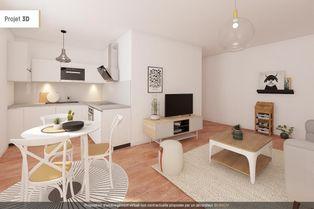 Annonce vente Appartement avec terrasse genlis