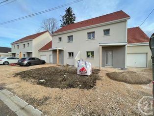Annonce vente Maison avec terrasse aiserey