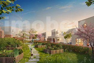 Annonce vente Appartement avec terrasse couëron