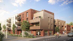 Annonce vente Appartement avec garage téteghem-coudekerque-village