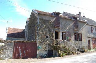 Annonce vente Maison avec garage venarey-les-laumes