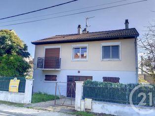 Annonce vente Maison bonnard
