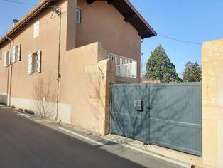 Annonce location Maison avec garage mâcon