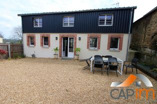 Annonce vente Maison avec atelier saint-mars-sur-la-futaie