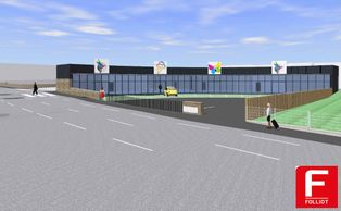 Annonce location Local commercial avec parking avranches