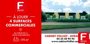 Annonce location Local commercial sartilly-baie-bocage