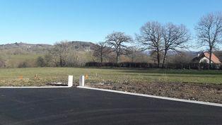Annonce vente Terrain avec terrain constructible vézac