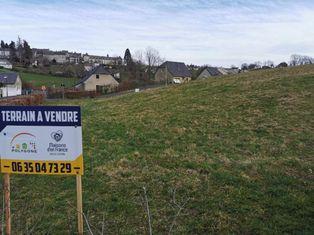 Annonce vente Terrain avec terrain constructible mauriac