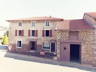 Annonce vente Maison avec garage beaujeu
