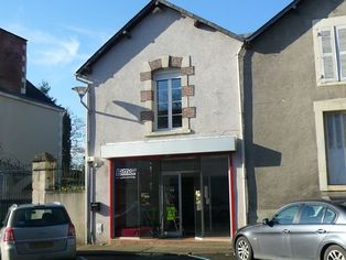 Annonce vente Local commercial chantonnay