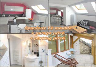 Annonce vente Appartement avec garage vesoul