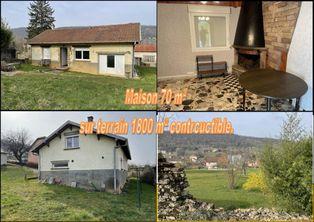 Annonce vente Maison avec garage échenoz-la-méline