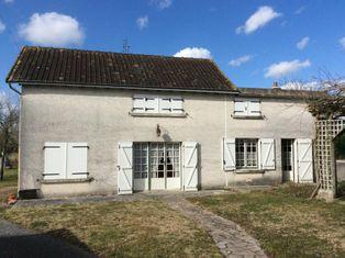 Annonce vente Maison avec garage lathus-saint-rémy